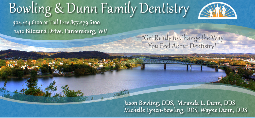 Parkersburg, WV dentists Wayne Dunn and Associates